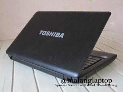 Laptop Bekas Toshiba C640