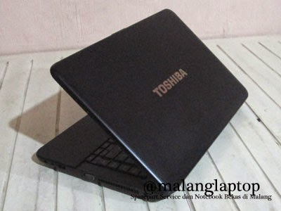 Laptop Second Toshiba C800D