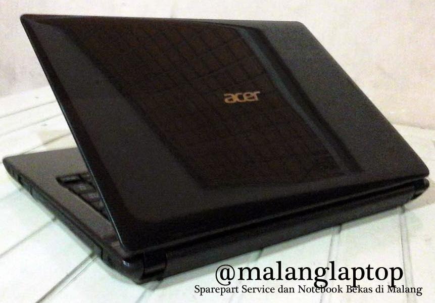 laptop bekas acer aspire 4750