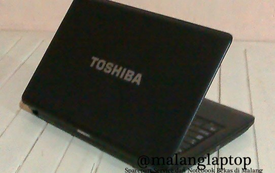 Laptop Second Toshiba C640