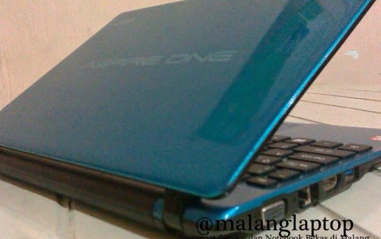 Netbook Second Acer AO725 11,6 Inch
