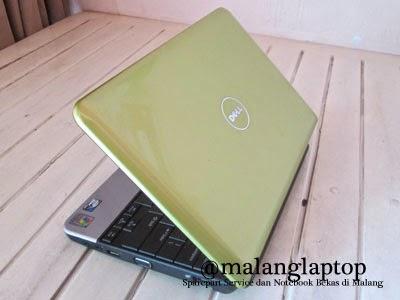 Netbook Bekas Dell Inspiron Mini 10
