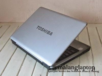 Laptop Bekas Toshiba L310