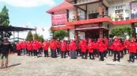 Foto : Srikandi PDI Perjuangan Kab Malang gelar deklarasi anti komunis
