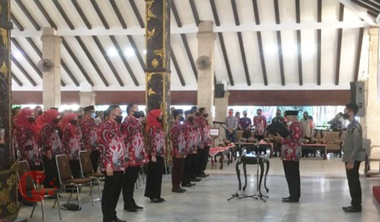 Foto : Bupati Malang, HM Sanusi kukuhkan AKD