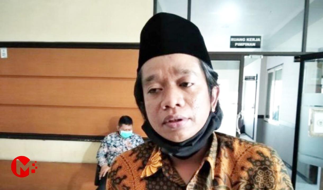 Foto : Komisioner KPU, Divisi Sosialiasi Pendidikan dan Pemilihan dan SDM Komisi Pemilihan Umum Daerah (KPUD) Kabupaten Malang Marhaendra Pramudya Mahardika