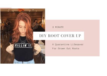 DIY Shadow Root Blend
