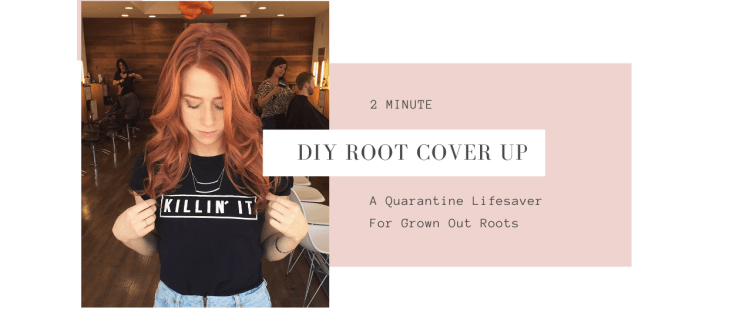 DIY Shadow Root Blend
