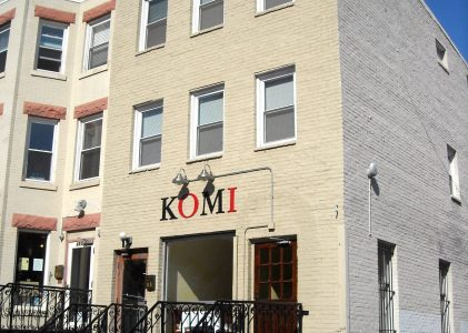 A Romantic Dinner at Komi, D.C.