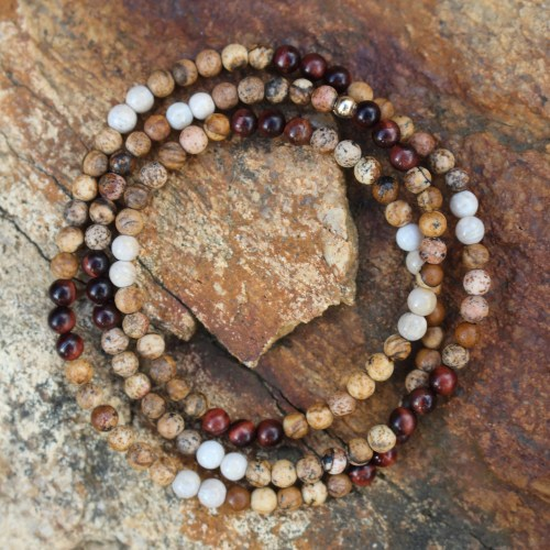Mala Beads Ottawa - Mother Earth Wrap