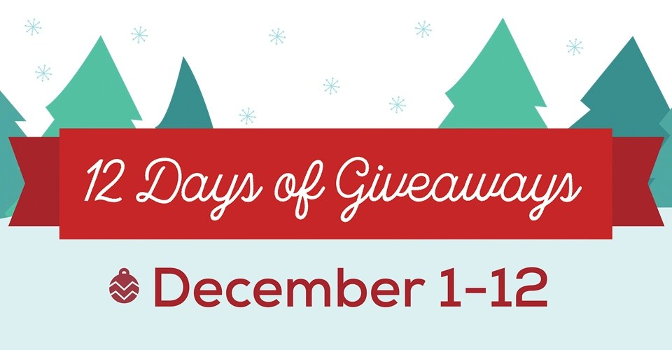 MalaRae 12 Days of Giveaways