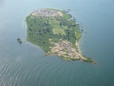 Kimi Island aerial Stothard