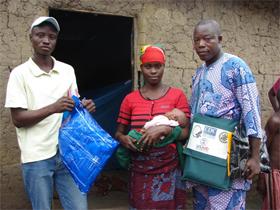 Fighting Malaria in Benin