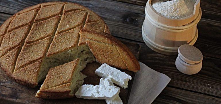 Domaća PROJA – sa belim kukuruznim brašnom