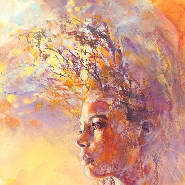 portret obraz