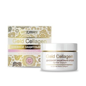 Gold Collagen - DNEVNA KREMA protiv bora