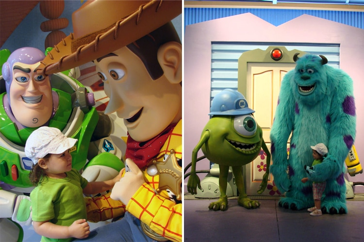 Toy Story_Monsters