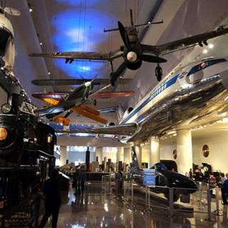 Chicago – Museum of Science and Industry