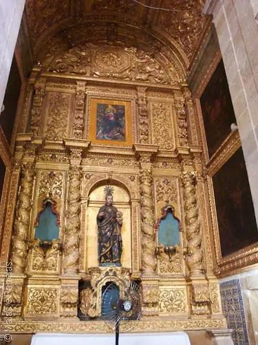 Passeio a pé quando o navio atraca em Salvador - Catedral