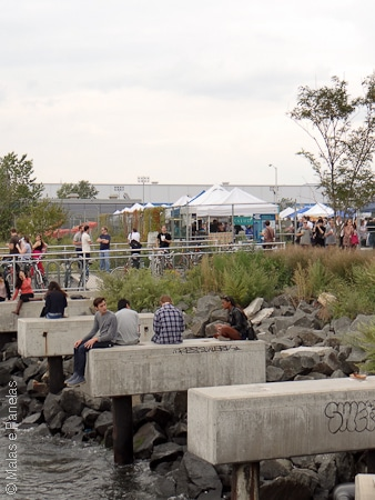 Smorgasburg Williamsburg Brooklyn NY