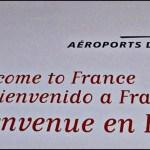 Traslado aeroporto-Paris – nossa experiência