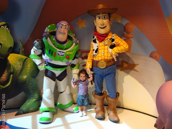 Buzz Lightyear e Woody