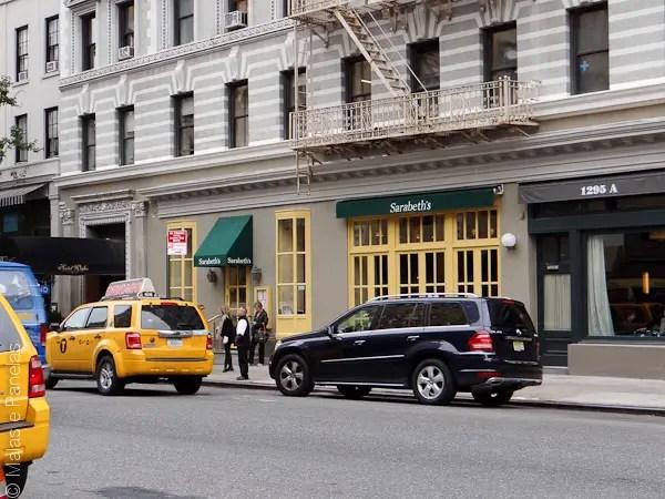 Restaurantes em Nova York