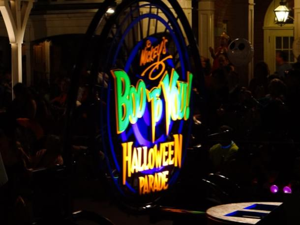 Halloween na Disney - Mickey's Not So Scary Halloween Party