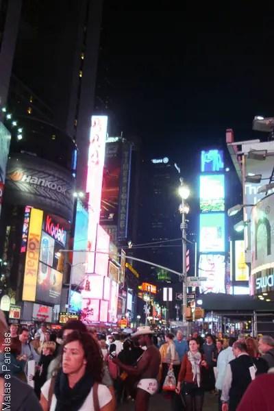 Nova York dia 2