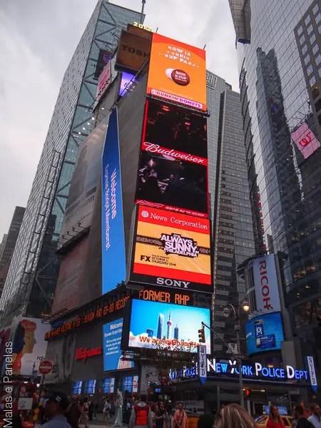 Nova York Dia 1