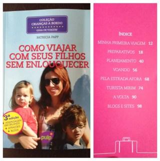 Dica de livro: Como Viajar Com Seus Filhos Sem Enlouquecer
