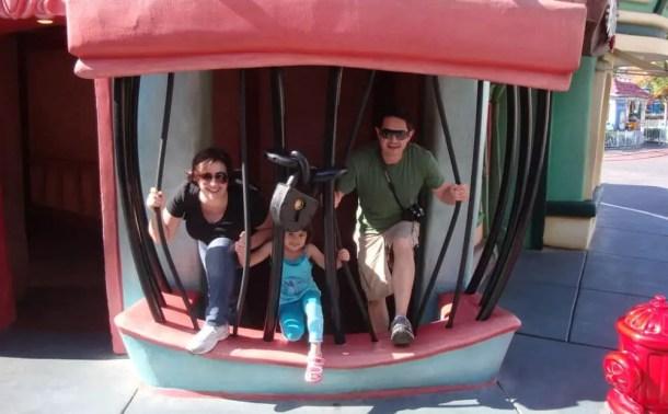 Disneyland California Toontown