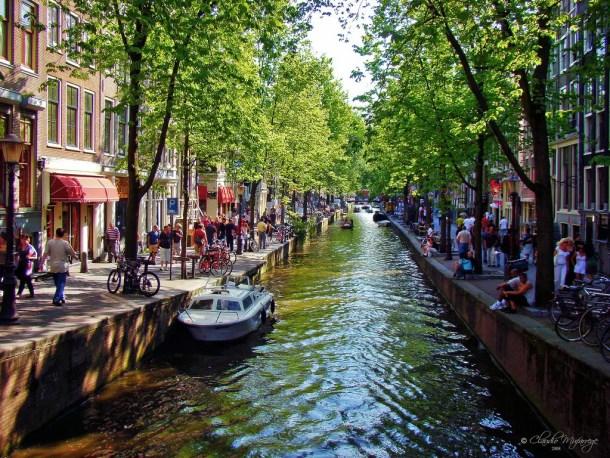 Amsterdam - Claudio.AR - Creative Commons