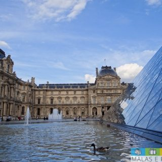 Louvre com Crianças
