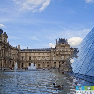 Louvre com crianças – um passeio diferente