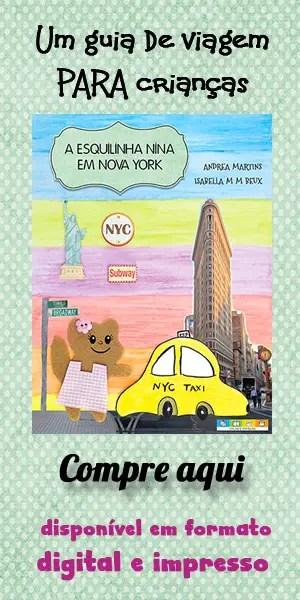 A Esquilinha Nina em Nova York