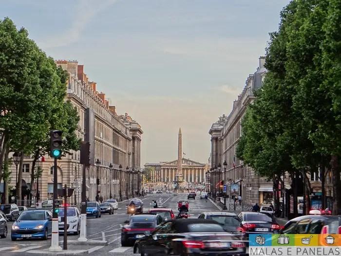 Concorde Madeleine Vendome Opera Paris