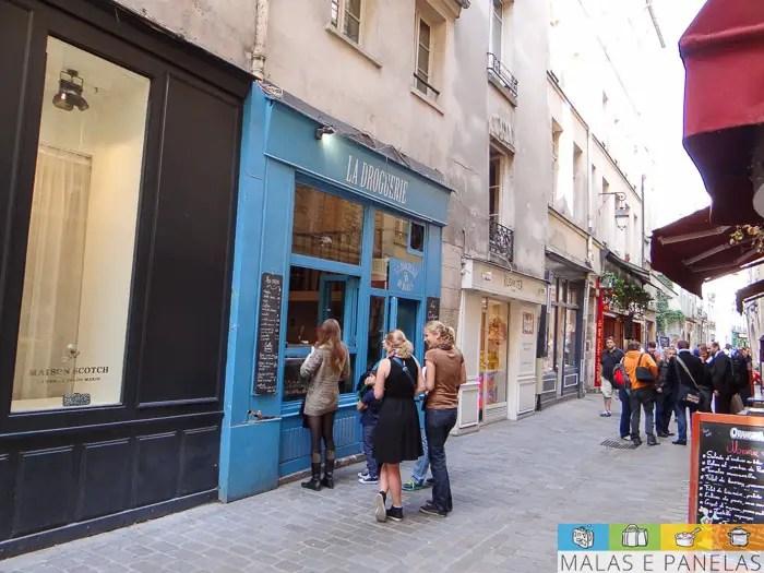 Crepe em Paris