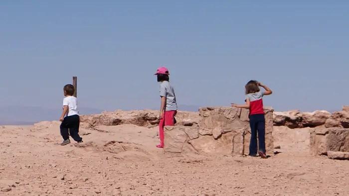 Atacama com crianças Valle de la Muerte e Valle de la Luna