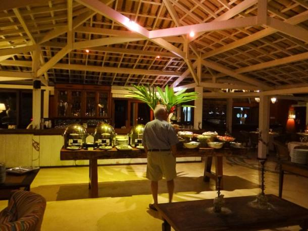 Restaurante Ponta do Apaga Fogo
