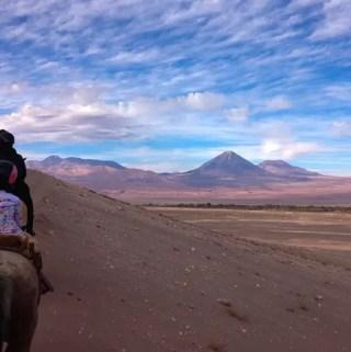 Passeio a cavalo em San Pedro de Atacama