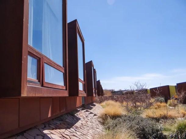 Tierra Atacama arquitetura