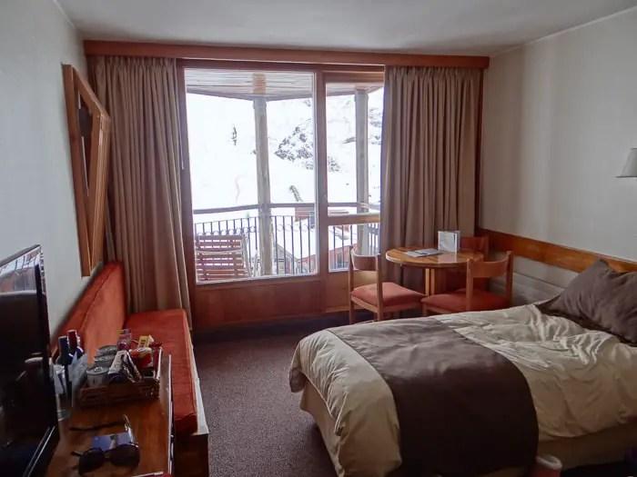 hotel puerta del sol valle nevado