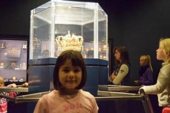 Nossa princesa :)