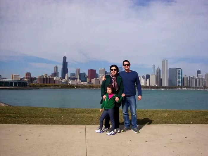 Chicago Skyline (1)