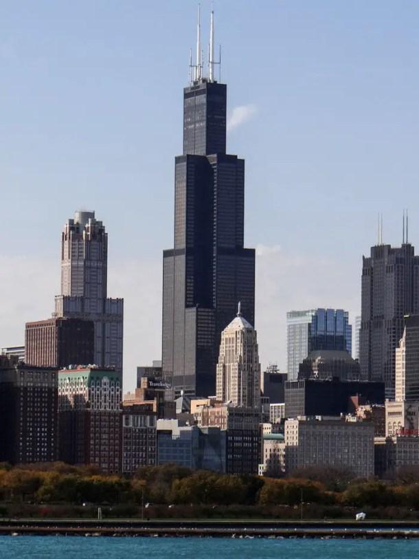 Chicago Skyline (4)