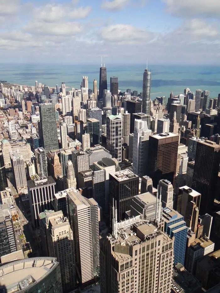 Chicago Willis Tower Skydeck (11)