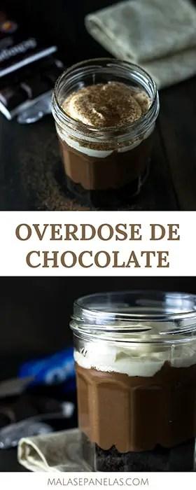 Overdose de Chocolate | Malas e Panelas