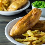 Receita: Fish & Chips {+ Mushy Peas}