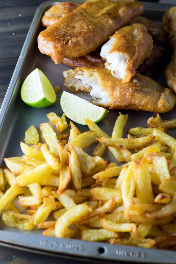 Fish & Chips | Malas e Panelas